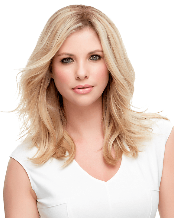 "Jon Renau Top Style 12"" - Clip In Hairpiece - MaxWigs"