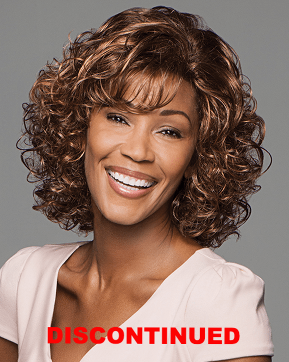 Eva Gabor Triumph - Curly Mid Length - MaxWigs