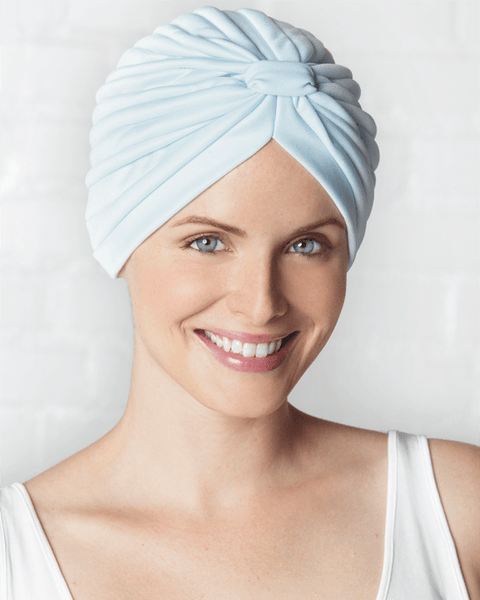 Revlon Pleated Poly Turban - MaxWigs