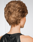 Eva Gabor Upper Cut - Short Textured Cut Monofilament - MaxWigs