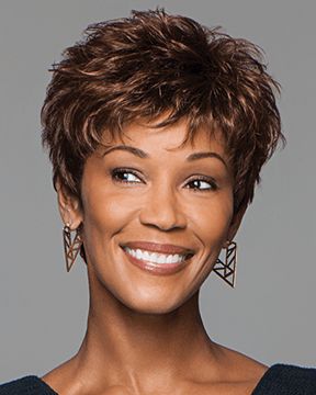 Eva Gabor Zest - Short Textured Boy Cut - MaxWigs