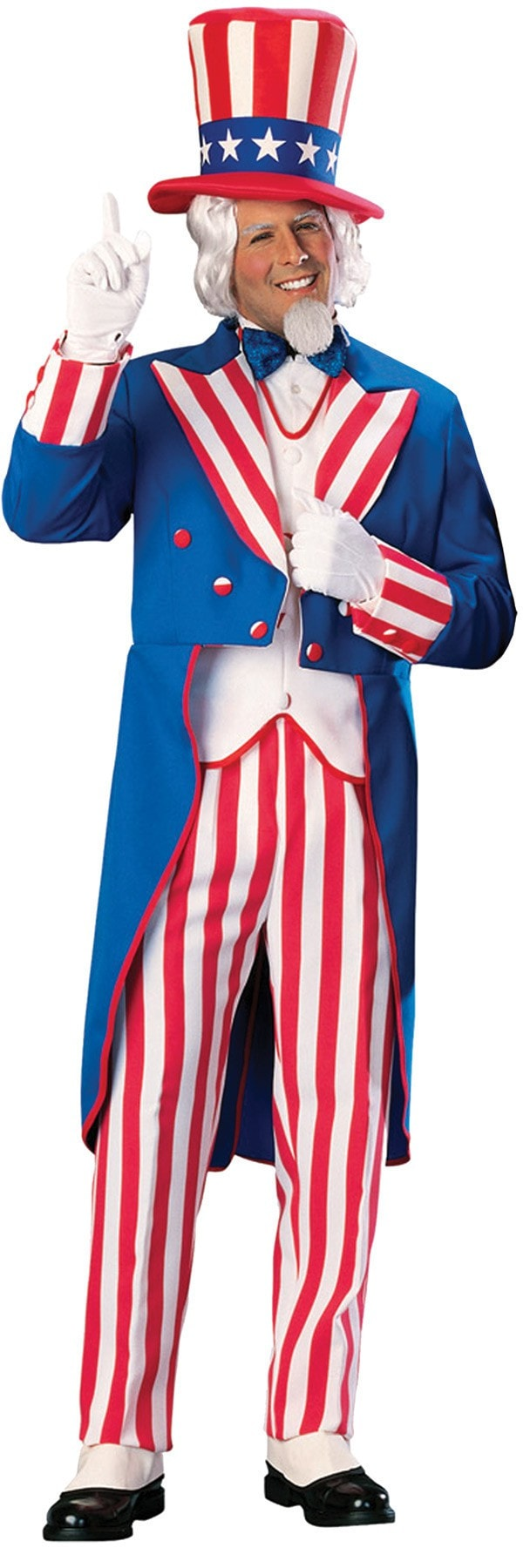 Morris Uncle Sam Adult Large - MaxWigs