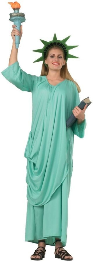 Morris Statue Of Liberty - MaxWigs