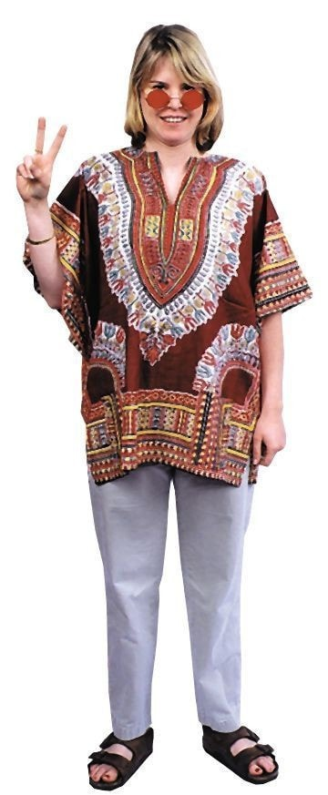 Morris Shirt Retro Shieky One Size - MaxWigs