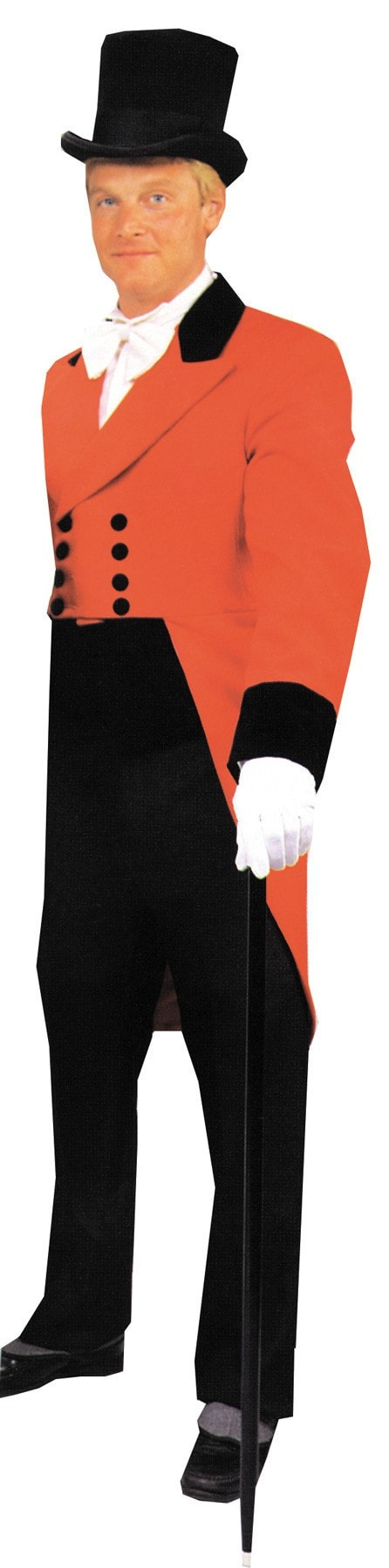 Morris Ringmaster Coat And Vest Large - MaxWigs