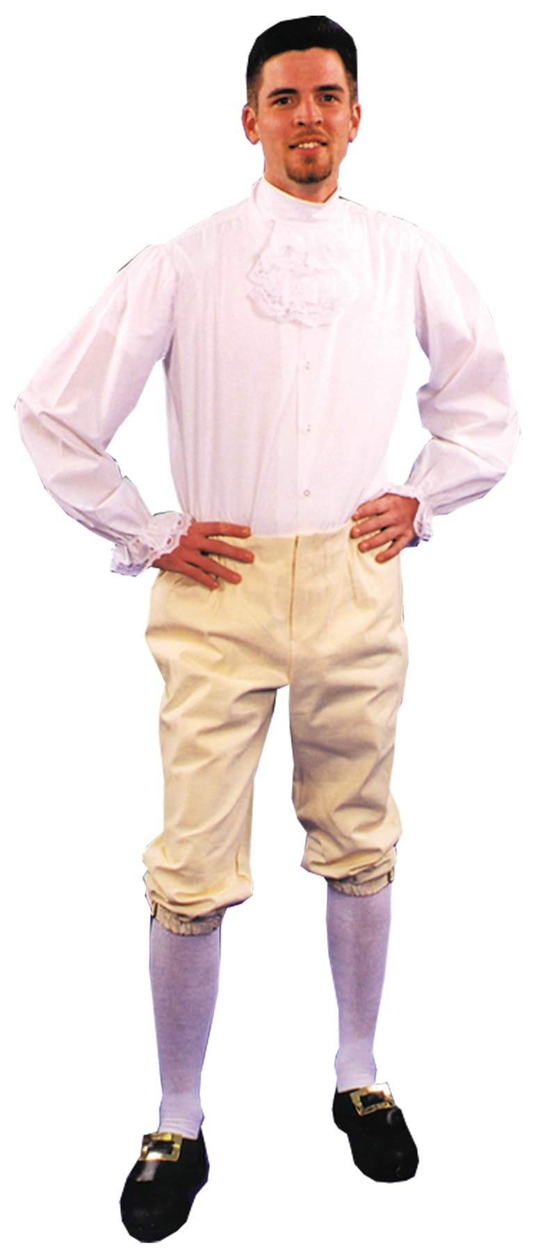 Morris Colonial Breeches Large - MaxWigs