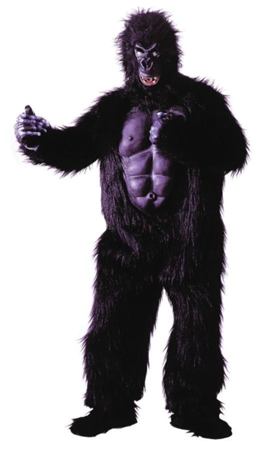 Morris Gorilla W Chest - MaxWigs