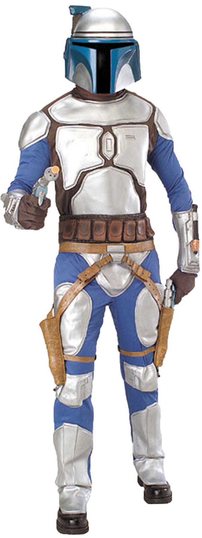 Morris Jango Fett Child Large Costume - MaxWigs