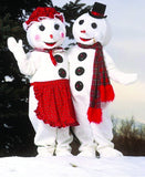 Morris Snowman Mrs  As Pictured - MaxWigs