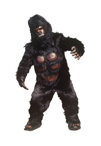 Morris Gorilla  As Pictured - MaxWigs