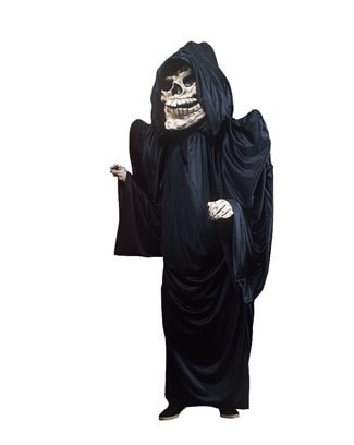 Morris Grim Reaper Head   Up Body - MaxWigs