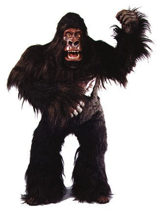 Morris Simian  Super Gorilla - MaxWigs
