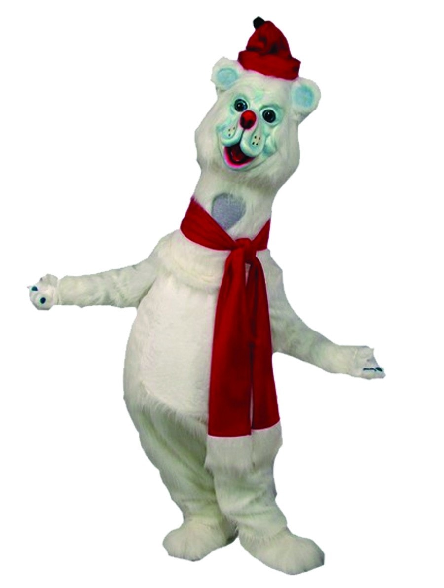Morris Polar Bear  As Pictured - MaxWigs