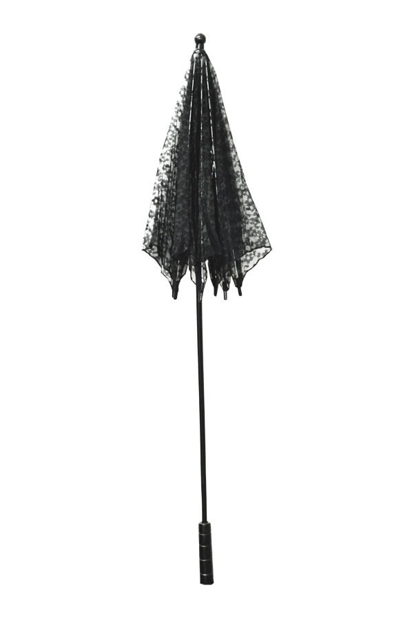 Morris Parasol Lace Black - MaxWigs