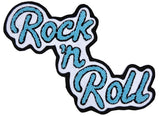 Patch Chenille Rock N Roll