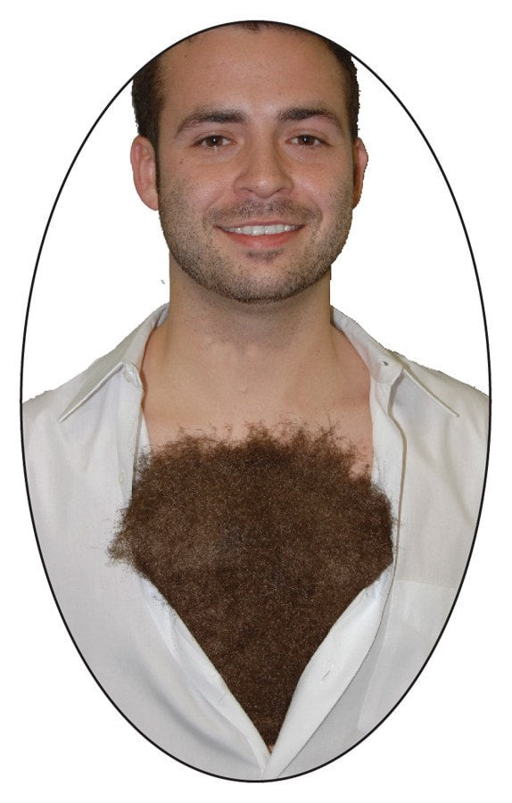 Morris Hairy Chest - MaxWigs
