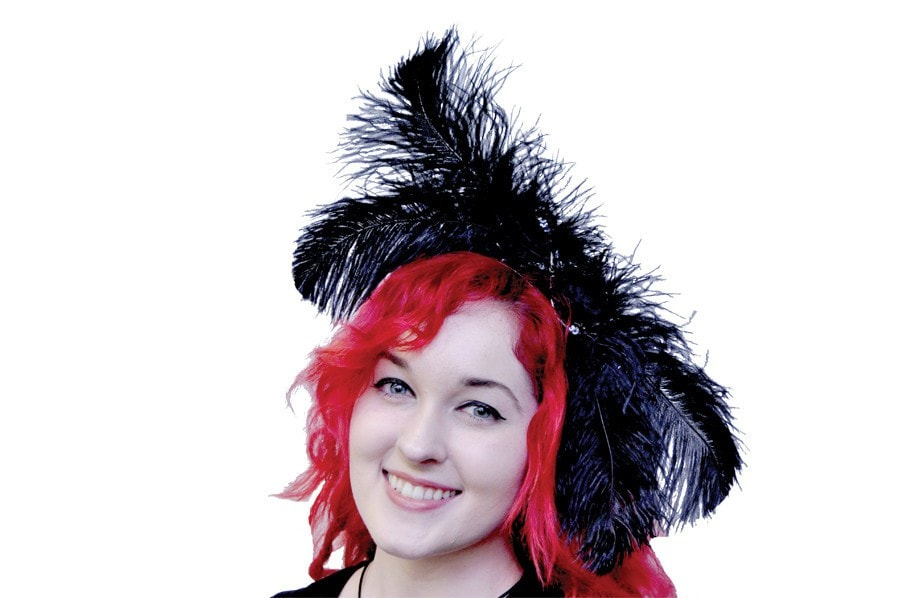 Morris Dance Hall Hdpc Dlx Black - MaxWigs