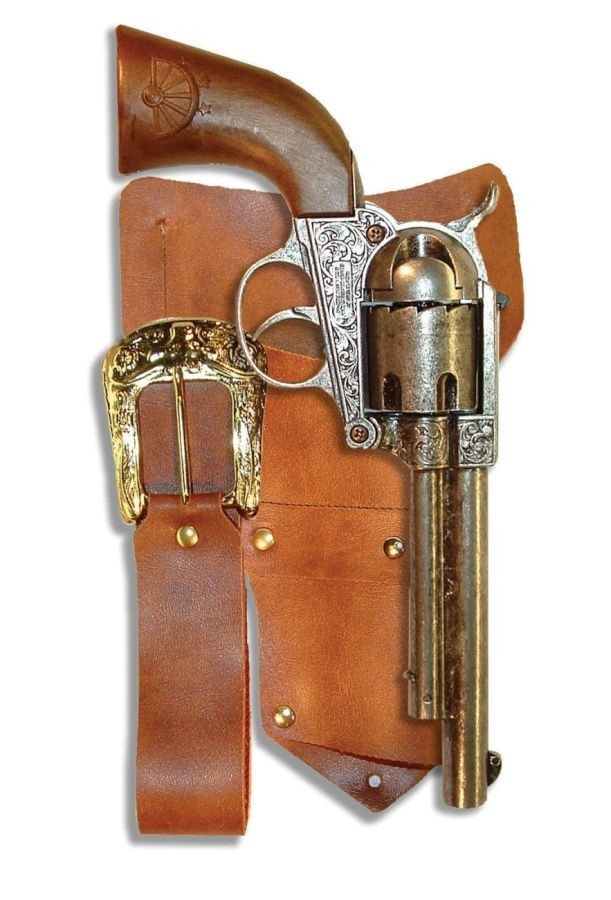 Morris Big Tex Holster Set - MaxWigs