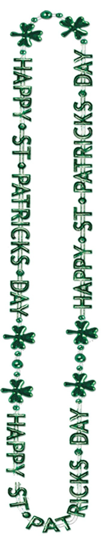 Morris St Patricks Day Beads - MaxWigs