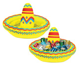 Morris Inflatable Sombrero Cooler - MaxWigs