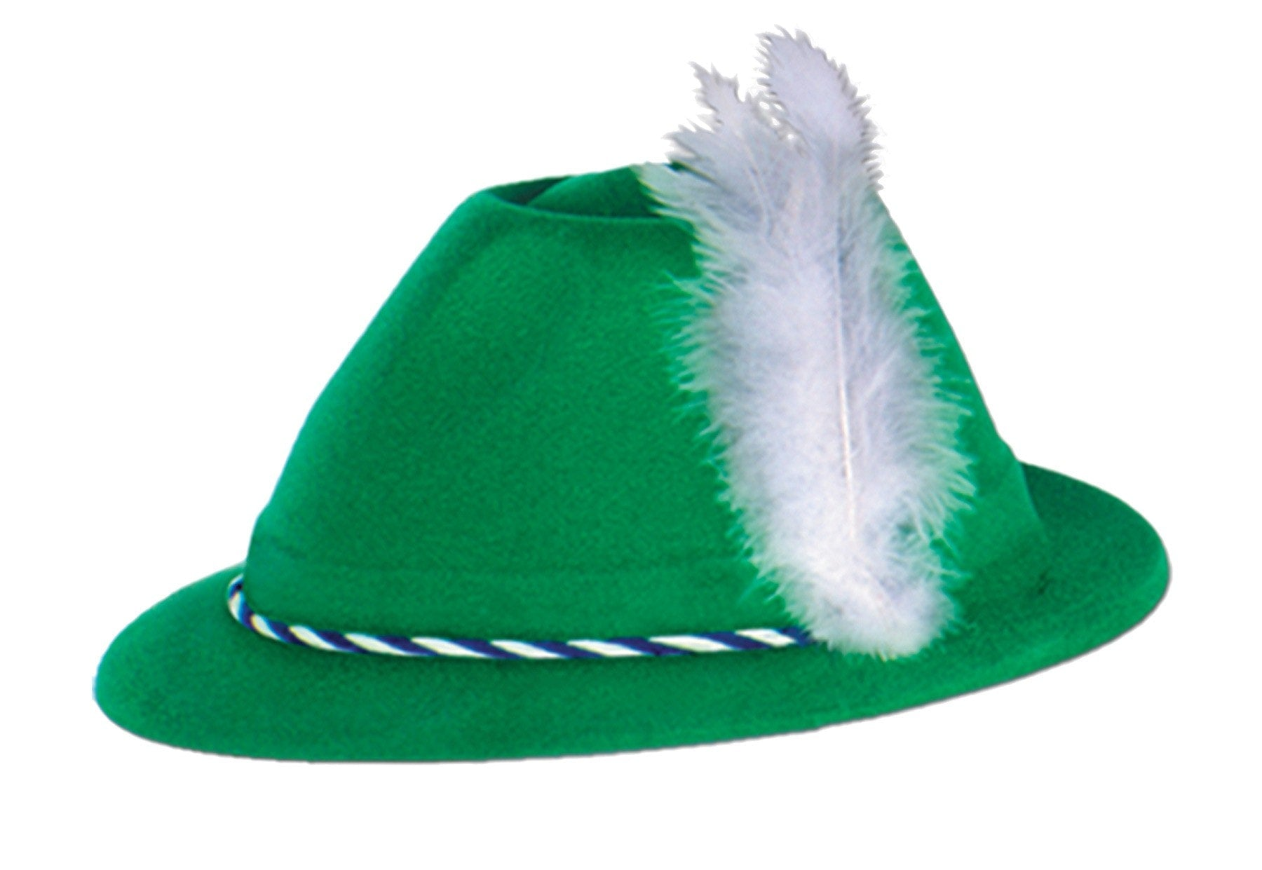 Morris Green Velour Tyrolean 6 Hats - MaxWigs