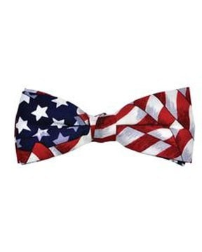 Morris Bow Tie Uncle Sam - MaxWigs