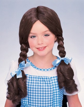Morris Dorothy Wig Child - MaxWigs