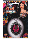 Morris Day Of Dead Necklace - MaxWigs