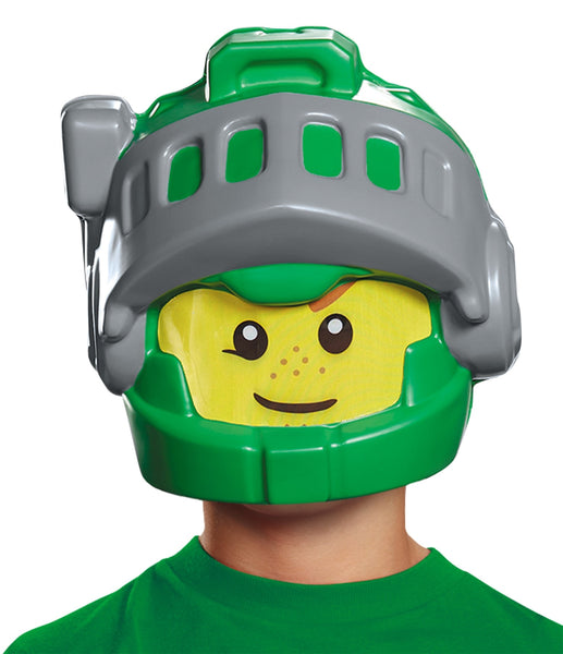Morris Aaron Lego Child Mask - MaxWigs