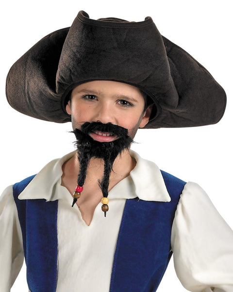Pirate Hat Must Goatee Child