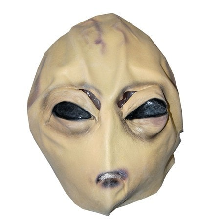 Morris Alien Child Mask - MaxWigs