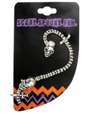 Morris Earring Wrap Skull - MaxWigs
