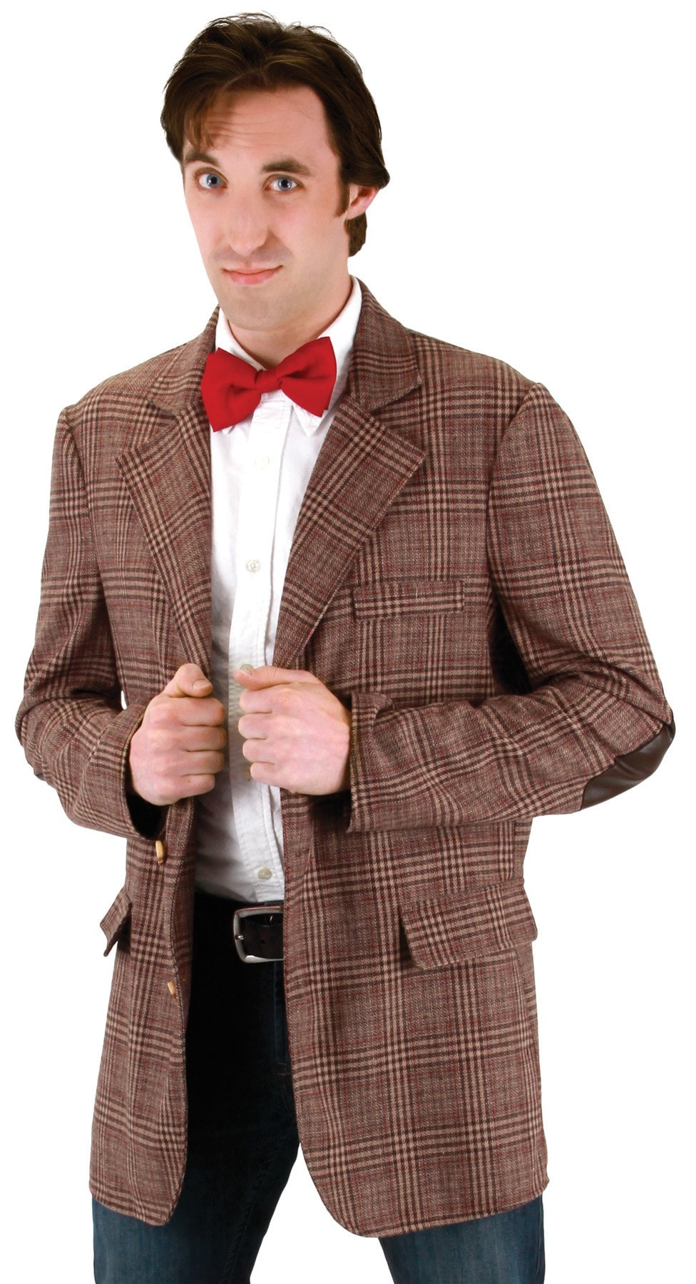 Morris Doctor Who 11th Doctor Lg/xl - MaxWigs