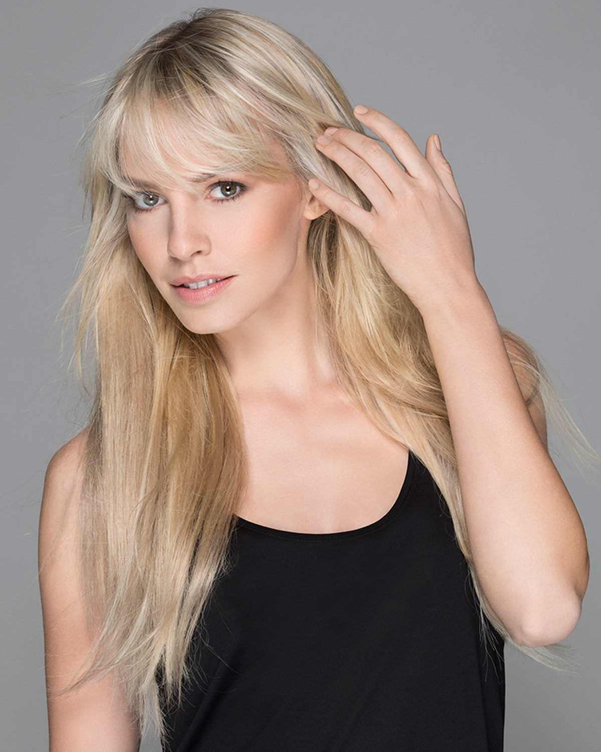 "Hair In - 18"" Ten Piece Hair Extensions"