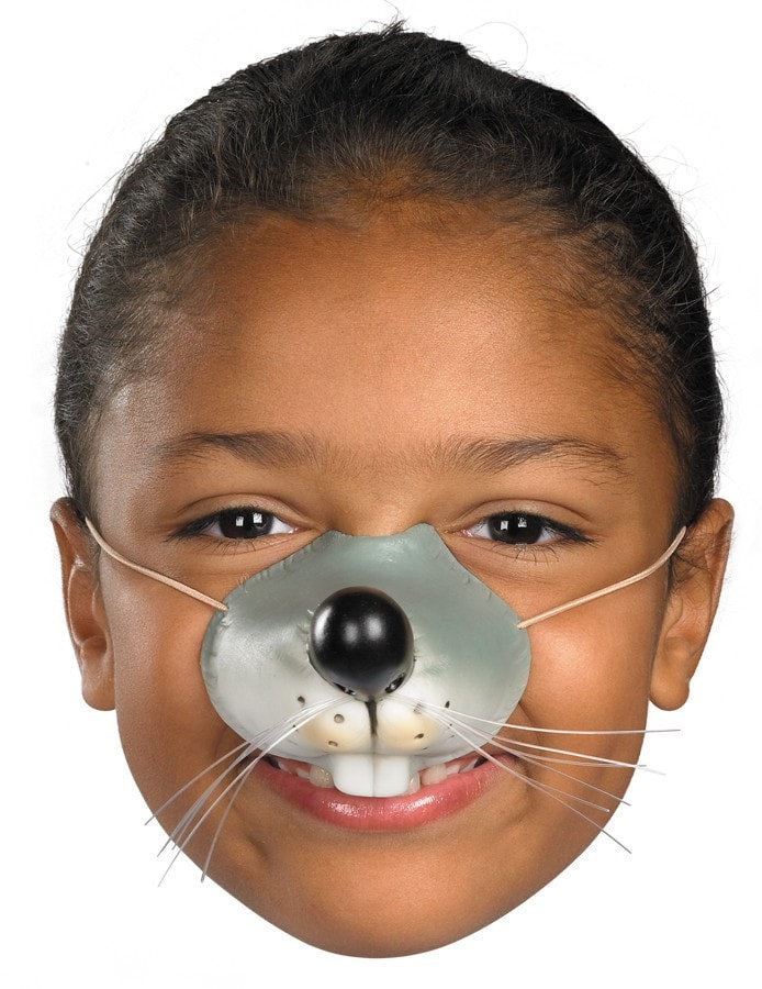 Morris Nose Mouse W Elastic - MaxWigs
