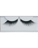 Morris Eyelashes Feather Black - MaxWigs
