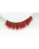 Lacey Costume Flame Eyelashes - MaxWigs