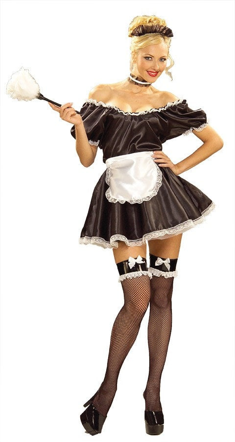 Morris Fifi The French Maid - MaxWigs