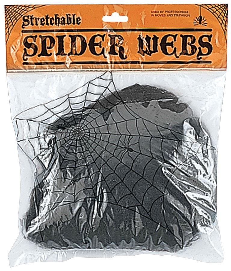 Morris Black Web - MaxWigs