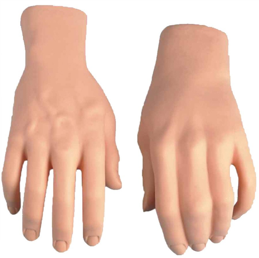 Morris Stage Hands - MaxWigs