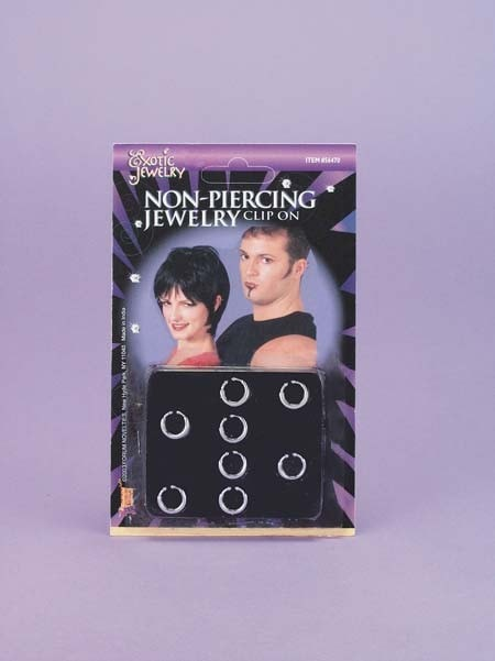 Morris Jewelry Kit Non Piercing - MaxWigs