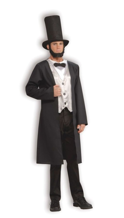Morris Abe Lincoln Adult - MaxWigs