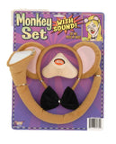 Morris Monkey Set W Sound - MaxWigs