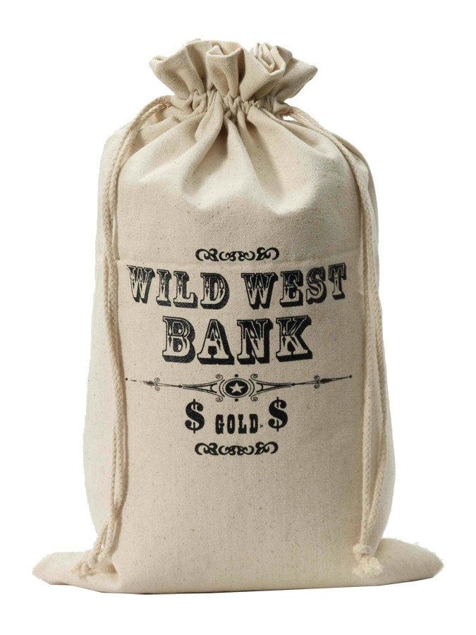 Morris Money Bag Canvas - MaxWigs