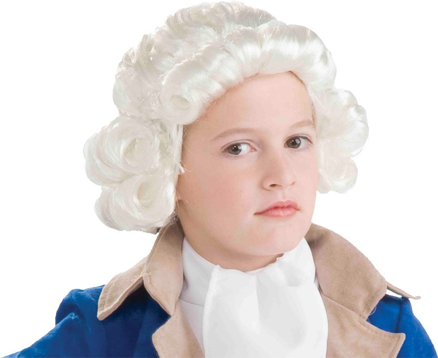Morris Wig Colonial Boy - MaxWigs