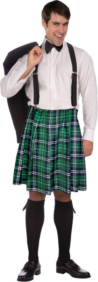 Morris Naughty Kilt Adult - MaxWigs