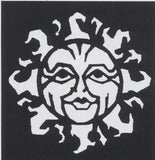 Morris Stencil Sun Stainless Steel - MaxWigs