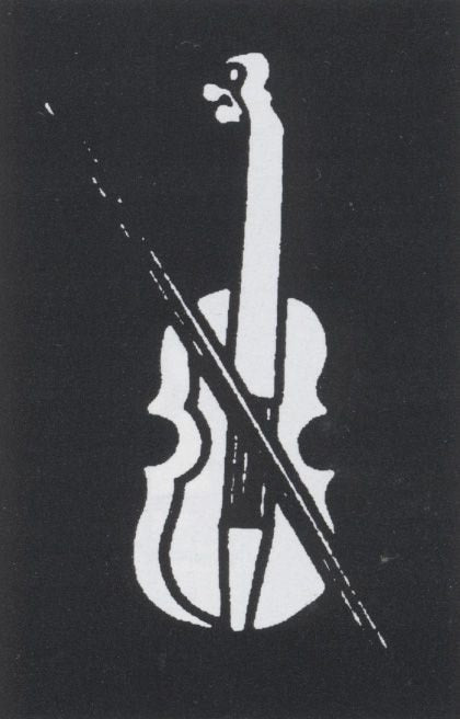 Morris Stencil Fiddle Brass - MaxWigs