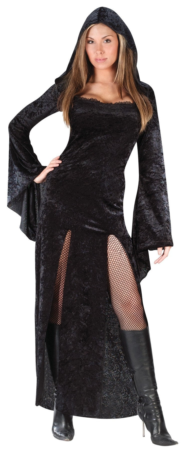 Morris Sultry Sorceress Adult Plus - MaxWigs