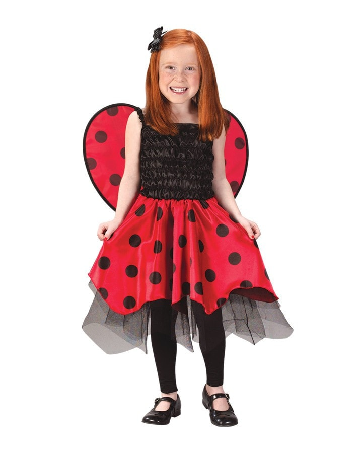 Morris Ladybug Toddler 3t To 4t - MaxWigs